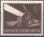 Germany-Third Reich 1944 Armed Forces and Heroes Day f