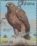 Ghana 1991 The Birds of Ghana j