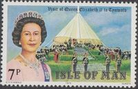 Isle of Man 1979 Visit of Queen Elizabeth II and Celebration of Millennium of Tynwald a