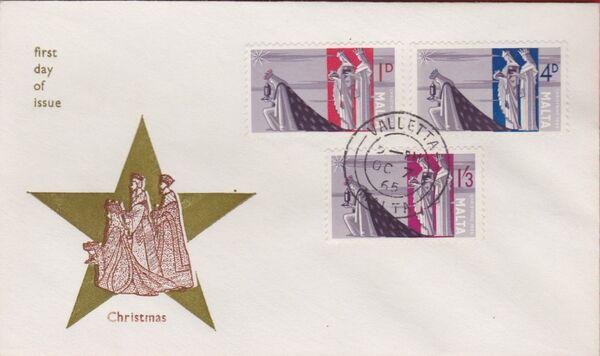 Malta 1965 Christmas g