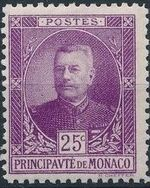 Monaco 1923 Prince Louis II b