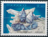 Monaco 1990 Mercantour National Park - Micro-Minerals a