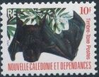 New Caledonia 1983 Bat Issue (Official Stamps) f