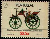 Portugal 1986 100th Anniversary of the Automobile b