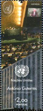 Portugal 2017 António Guterres - UN Secretary-General b