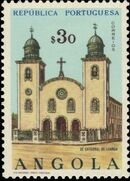 Angola 1963 Churches c