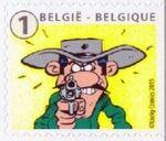 Belgium 2015 Lucky Luke d