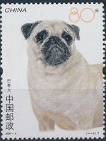 China (People's Republic) 2006 Chinese Dog Breeds b
