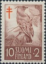 Finland 1956 Fight against Tuberculosis a