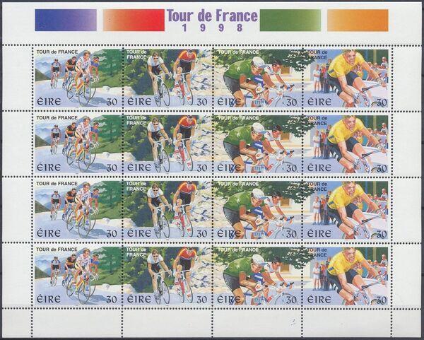 Ireland 1998 Cycling - Tour de France w