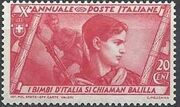 Italy 1932 10th Anniversary of the Fascist Government and the March on Rome d