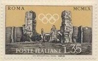 Italy 1959 Olympic Games in Rome 1960 d