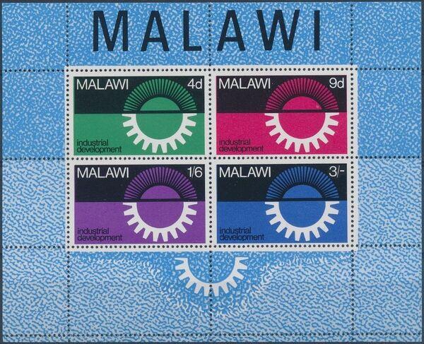 Malawi 1967 Malawi Industrial Development e