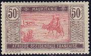 Mauritania 1913 Pictorials m