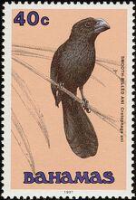 Bahamas 1991 Birds g