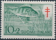 Finland 1955 Fight against Tuberculosis a