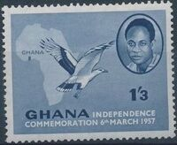 Ghana 1957 Independence d