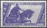 Italy 1932 10th Anniversary of the Fascist Government and the March on Rome h