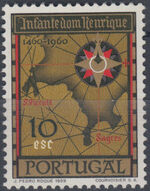 Portugal 1960 500th Anniversary of the Death of Prince Henrique the Sailor f