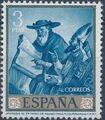 Spain 1962 Painters - Francisco de Zurbaran h.jpg