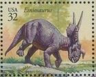 United States of America 1997 The World of Dinosaurs J