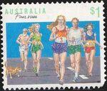 Australia 1990 Sports (2nd Serie) e