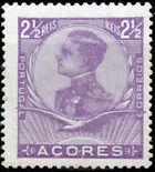 Azores 1910 D. Manuel II a