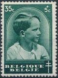 Belgium 1936 National Anti-Tuberculosis Society - Prince Boudewijn c
