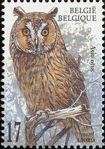 Belgium 1999 Owls d