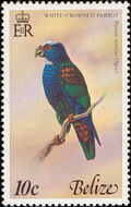 Belize 1978 Birds of Belize (2nd Issue) a