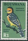 Botswana 1967 Birds m