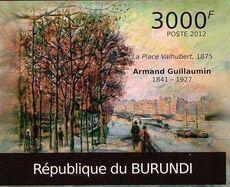 Burundi 2012 Paintings by Armand Guillaumin h