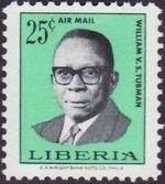 Liberia 1969 Liberian Presidents a