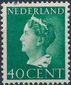 Netherlands 1940 Queen Wilhelmina j