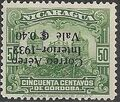 Nicaragua 1932 Stamps of 1914-1932 Surcharged in Black l1.jpg