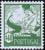Portugal 1941 National Costumes (1st Issue) f