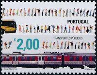 Portugal 2005 Public Transportation e