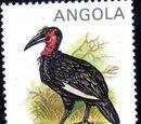 Angola 1984 Local Birds