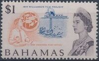 Bahamas 1967 Local Motives - Definitives m