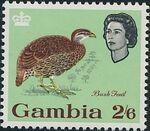 Gambia 1963 Birds j