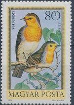 Hungary 1973 Birds c