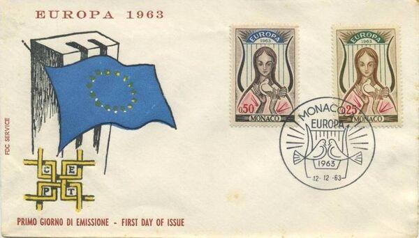 Monaco 1963 Europa i