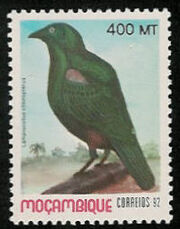 Mozambique 1992 Birds of Moçambique (4th Issue) d
