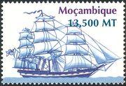 Mozambique 2002 Ships f