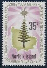 Norfolk Island 1975 Christmas c