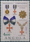 Angola 1967 Portuguese Civil and Military Orders g