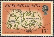 Falkland Islands 1981 18th Century Maps and Charts of the Falkland Islands d