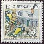 Guernsey 1990 Christmas a