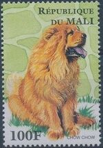 Mali 1997 Dogs d