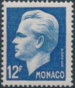 Monaco 1950 Prince Rainier III d